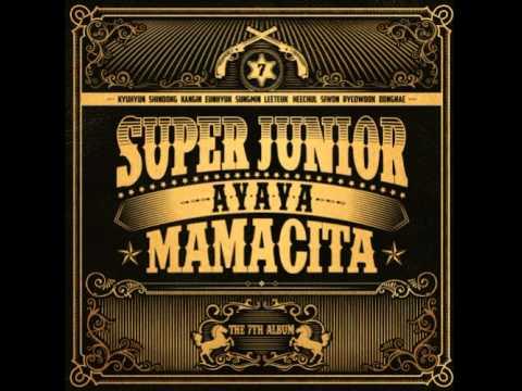 [3D Audio] 슈퍼주니어(Super Junior)_MAMACITA 아야야
