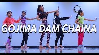 "Gojima Daam Chaina - "" CHANGAA CHAIT "" Movie Song(COVER DANCE)"