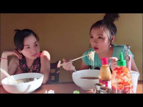 Khmer Krom Vlog #32 | Pho in Downtown | Vietnamese Food