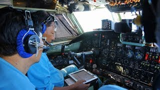 Last verbal message from flight MH370 identified as co-pilot