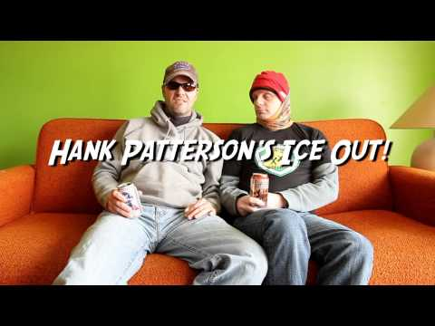 Hank Patterson's Ice Out Announcement