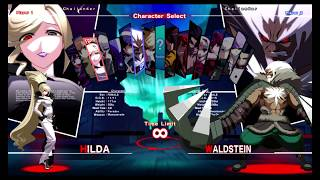 Under Night In-birth EXE: Late - The Weekly Beating #68