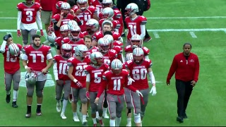 2018 BC High School Football AA Playoffs: Prince George vs. Holy Cross