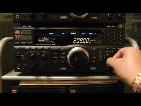 209kHz Mongolia Radio - Choibalsan