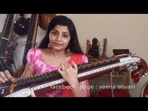 """CHENNA MEREYA"" SONG BY VEENA SRIVANI"