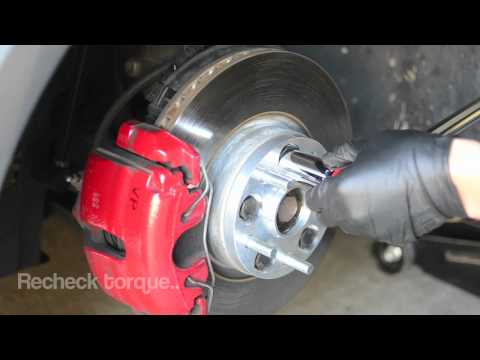 How to: Install Wheel Adapters (Adaptec Speedware)