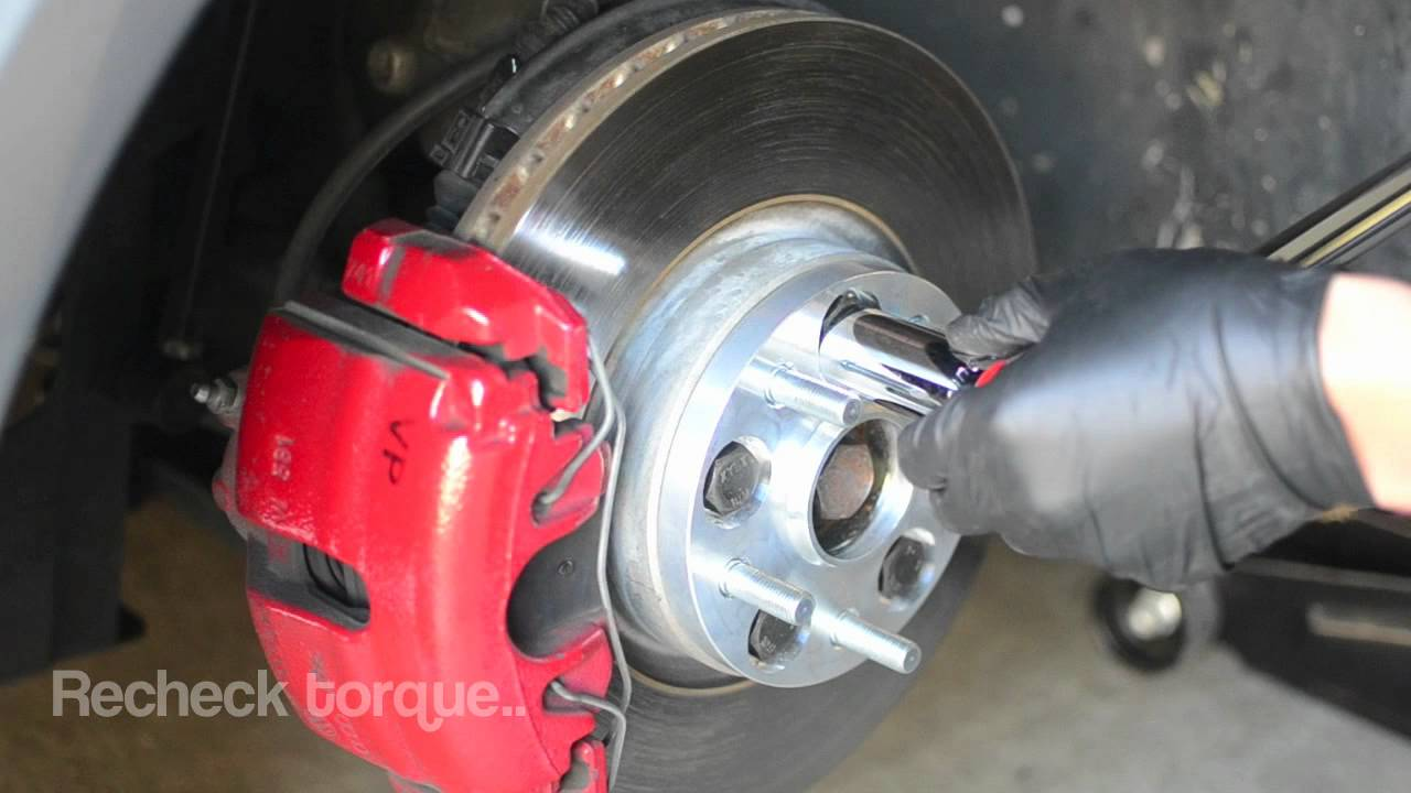 How To Install Wheel Adapters Adaptec Speedware Youtube