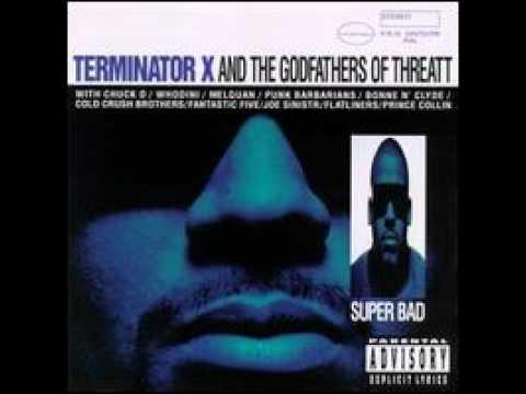 Mashitup -Terminator X featuring Prince Collin (Super Bad 1994)