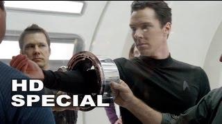 Star Trek Into Darkness: Casting Benedict Cumberbatch Blu-ray Bonus Feature