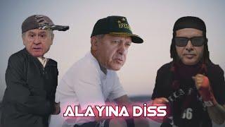 Recep Tayyip Erdoğan & Devlet Bahçeli - Alayına Diss ( Edit Reyiz )