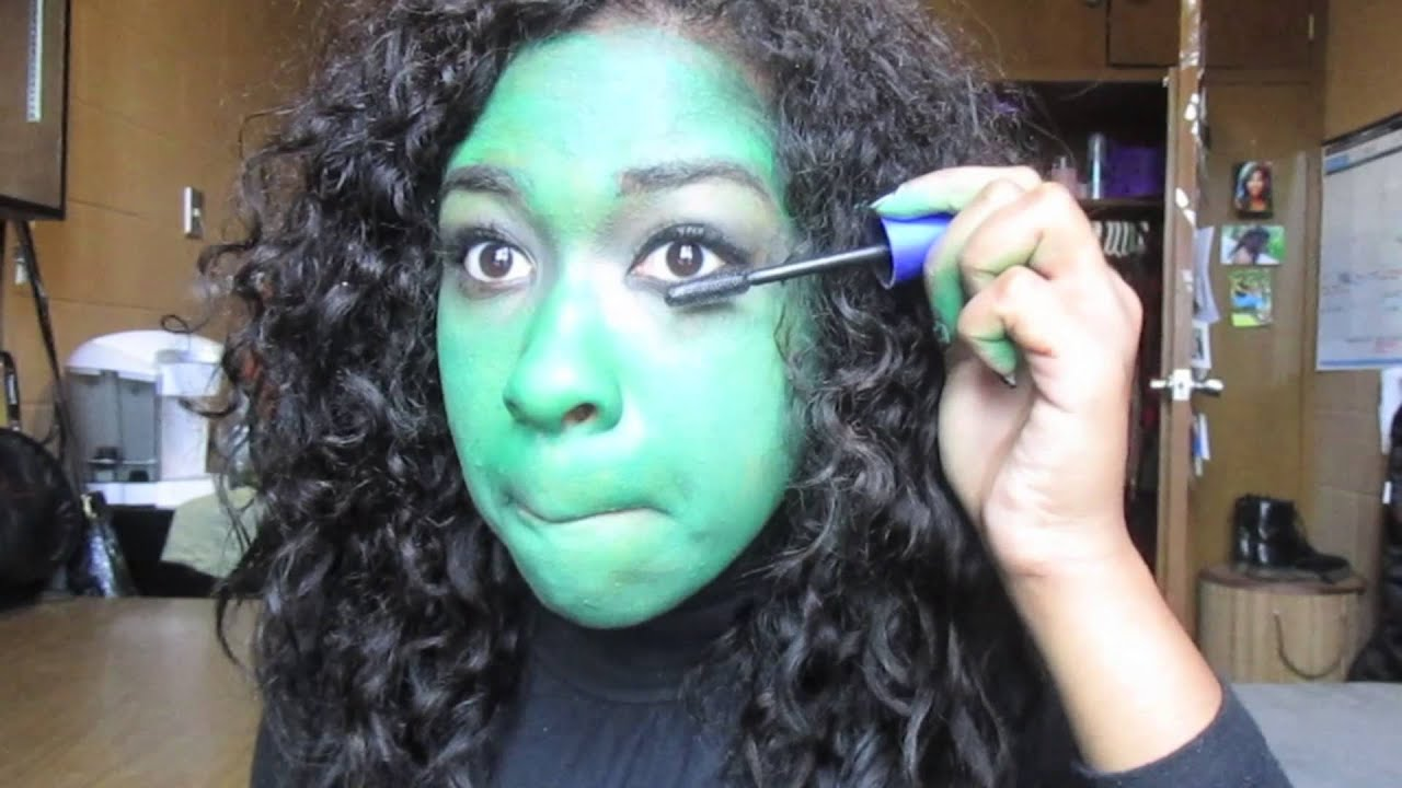 DIY Wicked Witch Of the West Costume - YouTube