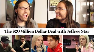 The $20 Million Dollar Deal with Jeffree Star I Our Reaction // TwinWorld