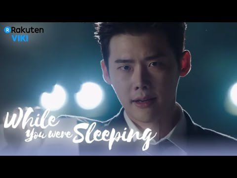 While You Were Sleeping - EP6 | Lee Jong Suk To The Rescue [Eng Sub]