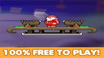Super Santa Kicker 3 Walktrought 1-9 [Gameplay] HD