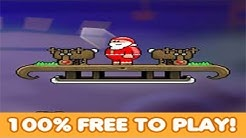 Super Santa Kicker 3 Walktrought 1-9 [Gameplay] HD
