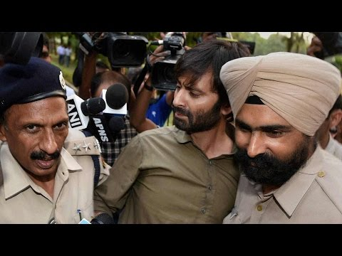 JKLF's Yasin Malik detained hours ahead of founder's funeral prayer