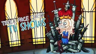 ПОДСТРИГ МАТЕРЬ ДРАКОНОВ из ИГРЫ ПРЕСТОЛОВ и ЗАТРОЛЛИЛ ВСЕ СЕРИАЛЫ Trollface Quest TV Show (ФИНАЛ)