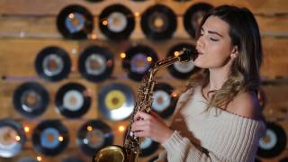 Elvis Presley - Cant Help Falling In Love With You (Saxophone Cover by Alexandra)