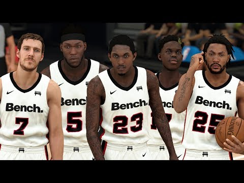 Can The Best Bench Players In The NBA Win An NBA Championship? | NBA 2K20