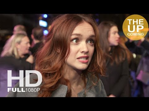 Olivia Cooke interview Ready Player One premiere