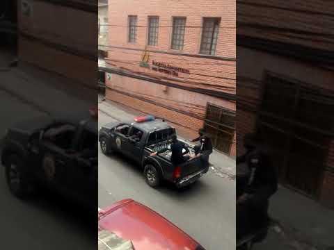 El Barrio Jose Feliz Ribas, Venezuela