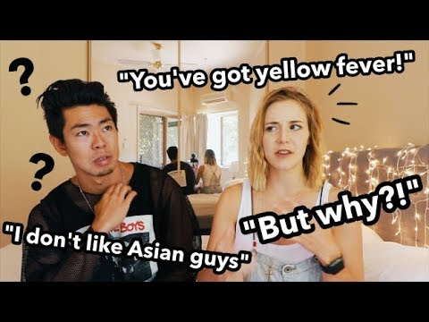 """Why are you dating an Asian man?"" and other racist comments about interracial couples // AMWF"