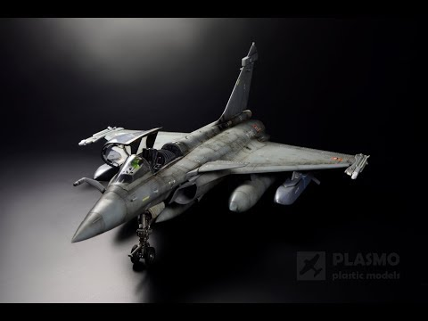 Dassault Rafale - 1/72 Scale - Hobby Boss - Aircraft Model