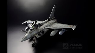 dassault Rafale - 1/72 scale - Hobby Boss - Aircraft Model