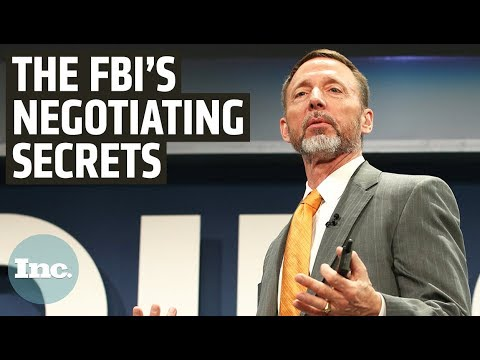 An FBI Negotiators Secret to Winning Any Exchange | Inc.