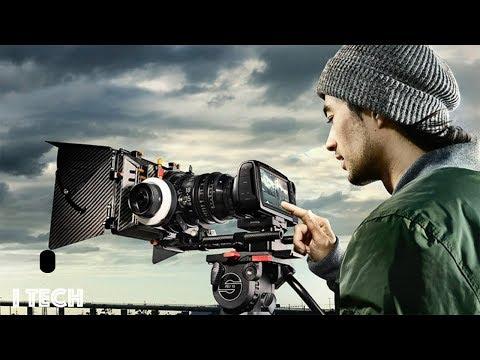 5  Best 4K & 6K Cameras For Filmmaking