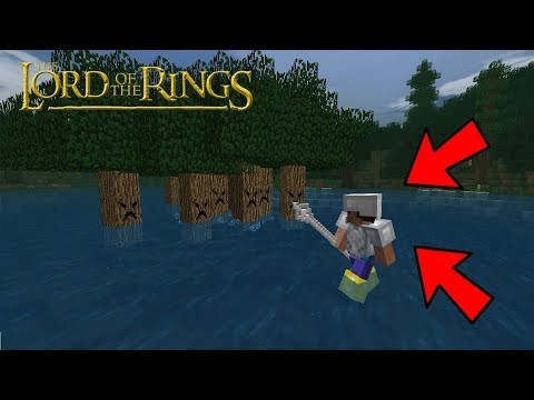 Lord of the Rings Minecraft - Ep.2 - Našli jsme DUNGEON!!! W