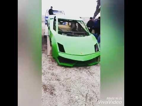 Lamborghini Gallardo Namangan Shahrida Pulatov Oybek Tomonidan Terilmoqda