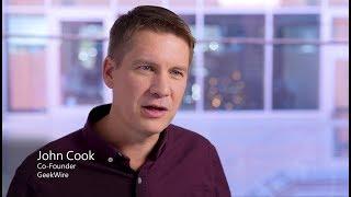 GeekWire bets on Microsoft Azure