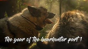 Karhunmetsästäjän vuosi osa 1//The year of the bearhunter part 1