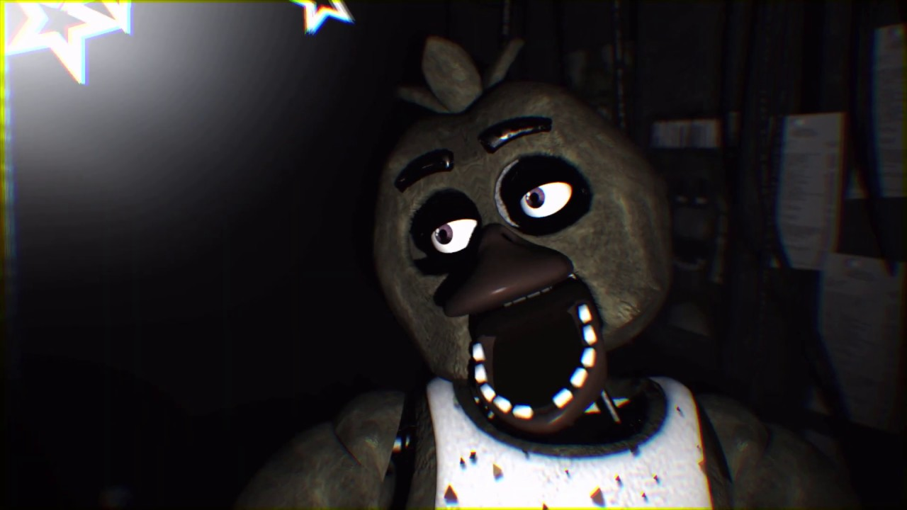 [SFM FNaF] You're Back by Kyle Allen Music (Short) - YouTube