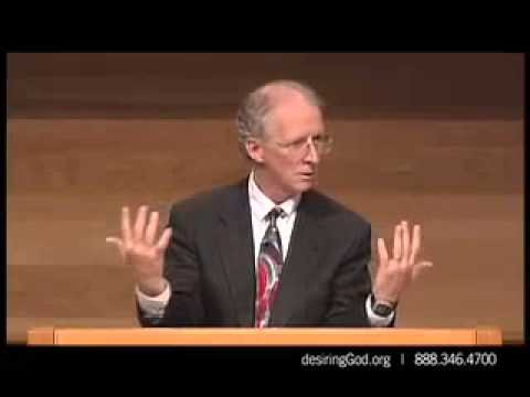 John Piper - Atheistic and Christian worldviews