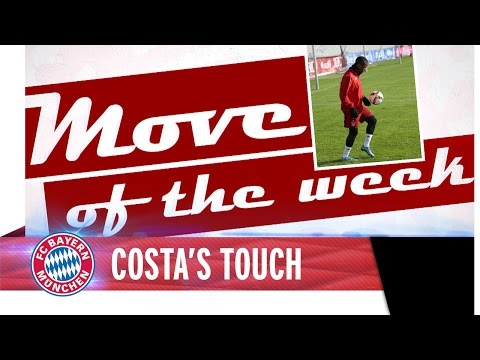 Douglas Costa's touch   Move of the Week