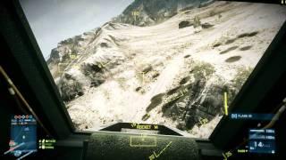 Battlefield 3 - Prove di volo in elicottero