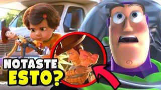10 COSAS QUE NO TIENEN SENTIDO EN TOY STORY 4