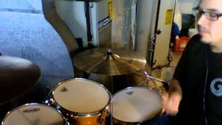 Drum Cover: Ben Folds Five - Jackson Cannery
