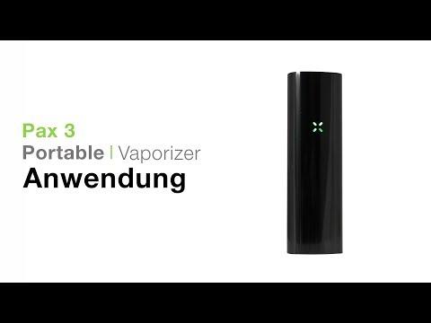 Pax 3 Gebrauchsanweisung – TVape