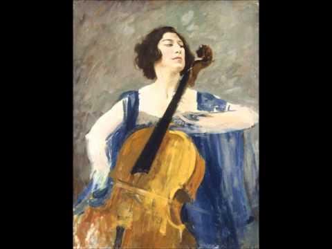 Guilhermina Suggia - Bruch: Kol Nidrei