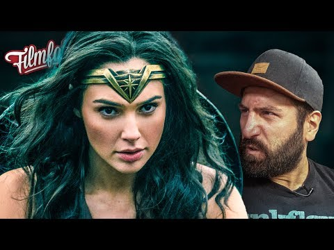 WONDER WOMAN | Kritik & Review | 2017 - DC