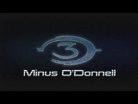 Halo 3 Minus O'Donnell (343i Music on Halo 3 Cutscenes)