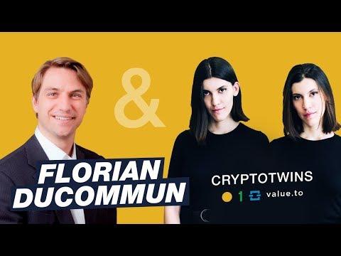 Regulatory landscape for blockchain in Switzerland. CryptoTwins w/ Florian Ducommun