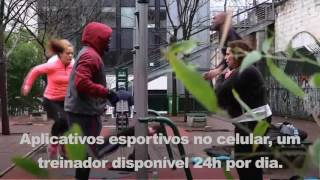 Reportage Freeletics RFI Brésil