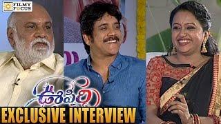 Oopiri Movie Team Interview    Happy Ugadi    Nagarjuna, Vamsi Paidipally, Suma - Filmyfocus.com