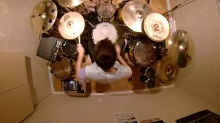Chris Dimas - Dirty Vibe - Skrillex Ft. Diplo, G-Dragon, CL - Drum Cover