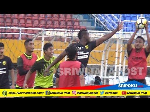 Lupakan Kekalahan Lalu Sriwijaya FC Optimis Rebut Poin Penuh Lawan PSIS Semarang