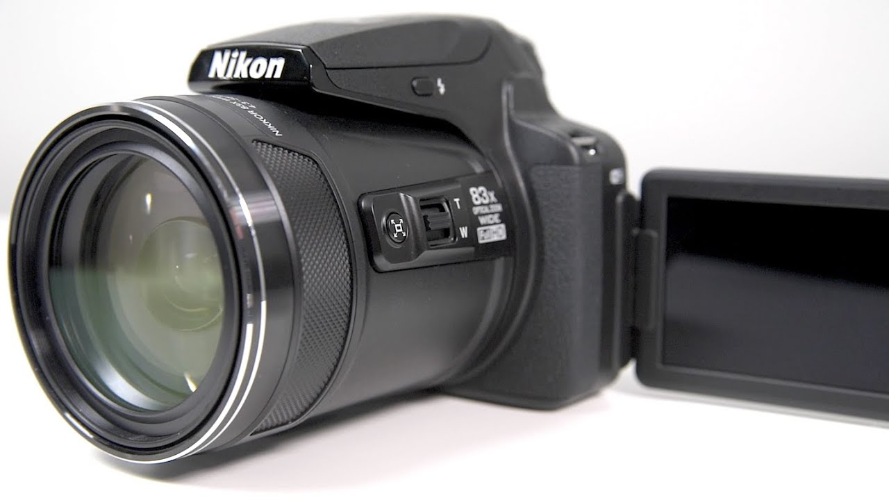 nikon coolpix p900 w 2 000mm zoom hands on review youtube. Black Bedroom Furniture Sets. Home Design Ideas